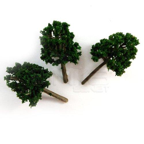 Jordania Ağaç Maketi 4.5cm 1/200 3lü 123-045