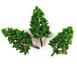 Jordania - Jordania Ağaç Maketi 8cm 1/100 3lü 126-080 (1)