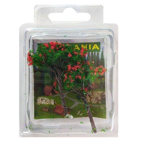Jordania Ağaç Maketi Metal 5cm 1/200 2li 50B
