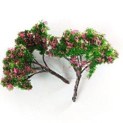 Jordania - Jordania Ağaç Maketi Metal 5cm 1/200 2li 50D (1)