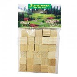 Jordania - Jordania Ahşap Küp 15x15mm 30lu