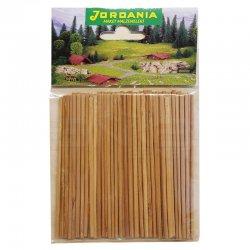 Jordania - Jordania Bambu Çubuk 2mm 10cm 100lü CB201
