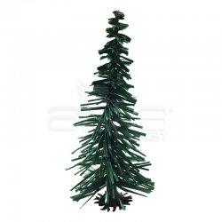 Jordania Çam Ağaçı Maketi Ayaklı 8cm 1/100 10lu Kod:49 - Thumbnail