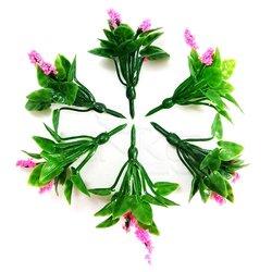Jordania - Jordania Çiçek Maketi Fuşya 3.5cm 6lı FL3235F (1)