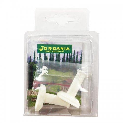 Jordania Maket Ayaklı Lavabo 1/25 2li BFJ125-03