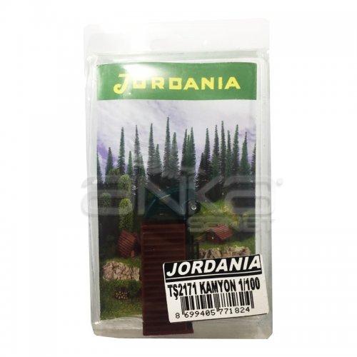 Jordania Maket Kamyon 1/100 TŞ2171