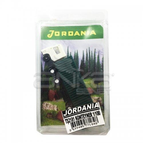 Jordania Maket Konteyner 1/100 TŞ2181