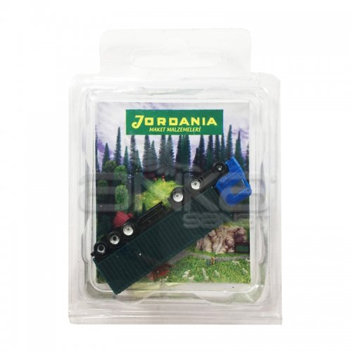 Jordania Maket Konteyner 1/200 TŞ2182