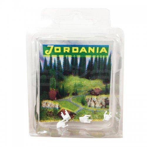 Jordania Maket Masa ve Sandalye Takımı 1/100 5li 4100-05