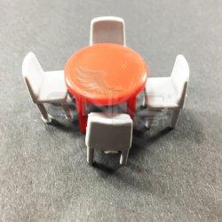 Jordania - Jordania Maket Masa ve Sandalye Takımı 1/50 5li EF4058 (1)