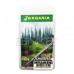 Jordania - Jordania Maket Otoyol Lambası Led Elektrikli Metal Tekli 1/100 3 Adet TCL01100