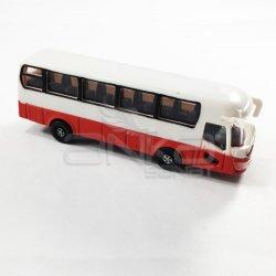 Jordania - Jordania Maket Plastik Otobüs 1/100 TŞ2160 (1)