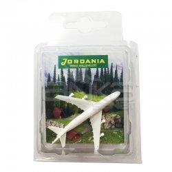 Jordania Maket Uçak 5.5cm TŞU19602 - Thumbnail