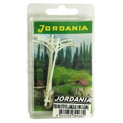 Jordania Otoyol Lambası Elektrikli Çiftli 6V 1/100 3lü TRB100 - Thumbnail