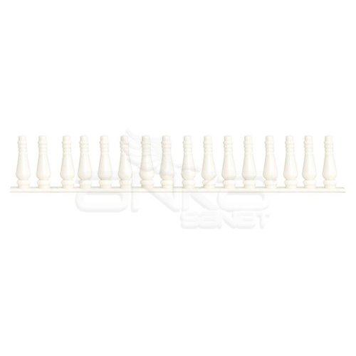 Jordania Plastik Çit Maketi 1/25 LG025