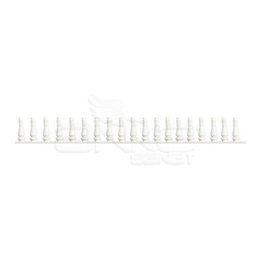 Jordania Plastik Çit Maketi 1/50 LG050