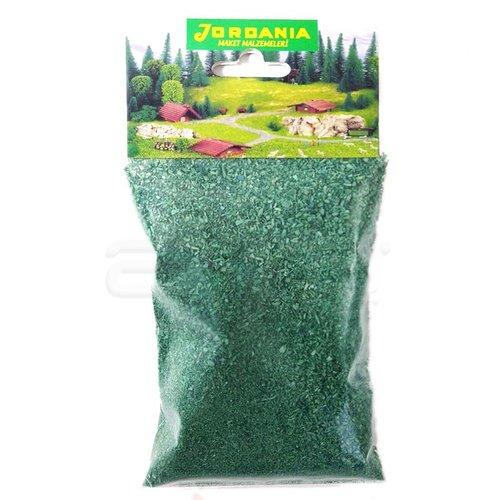 Jordania Toz Çim Maketi 50g Koyu Yeşil 04101