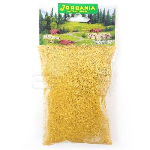 Jordania Toz Çim Maketi 50g Sarı 04106