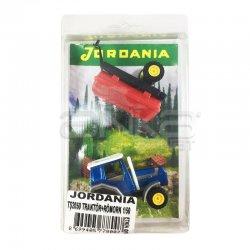 Jordania - Jordania Maket Traktör Römork 1/50 TŞ2050