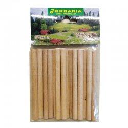 Jordania - Jordania Yuvarlak Çubuk 8mm 10cm 15li ÇY108