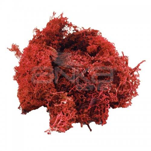 Jordania Zemin Yosunu Maketi 3011 Kırmızı - 3011 Kırmızı