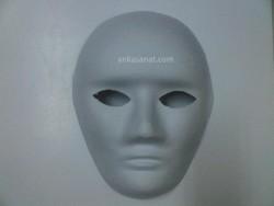 Kağıt Maske Küçük Boy KOD: 601 22cmx17cm - Thumbnail