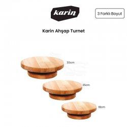 Karin - Karin Ahşap Turnet