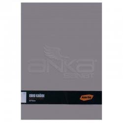 Karin - Karin Ebru Kağıdı Sıcak Gri 35x50cm 90g 100lü (1)