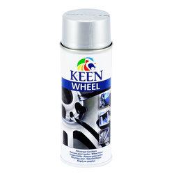 Keen - Keen Wheel Sprey Boya 400ml 36102 Jant Boyası Gümüş