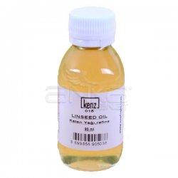 Anka Art - Kenz Linseed Oil Keten Yağı Rafine 90ml (1)