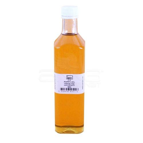 Kenz Poppy Oil Haşhaş Yağı 500ml