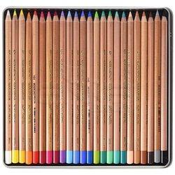 Koh-i-Noor - Koh-i-Noor Gioconda 24 Renk Pastel Kalem Seti (1)
