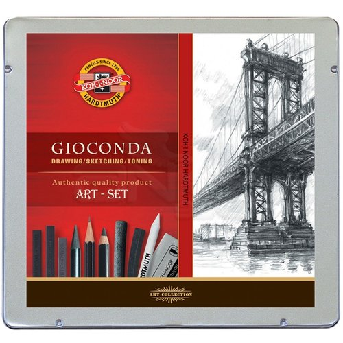 Koh-i-Noor Gioconda Art Set 8898