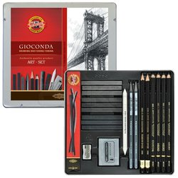 Koh-i-Noor Gioconda Art Set 8898 - Thumbnail