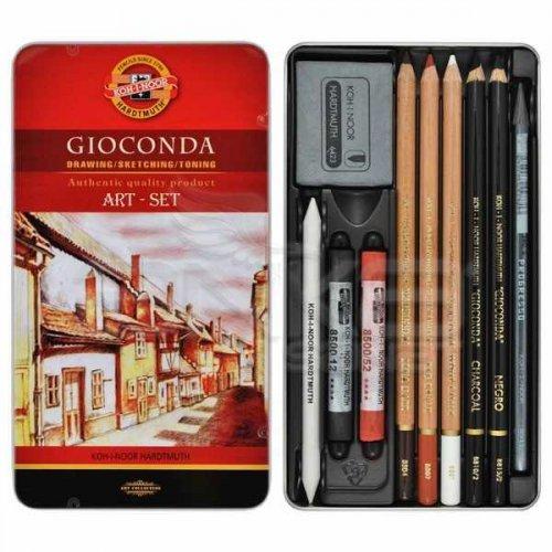 Koh-i-Noor Gioconda Art Set 8890
