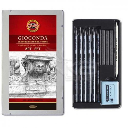 Koh-i-Noor Gioconda Art Set 8894