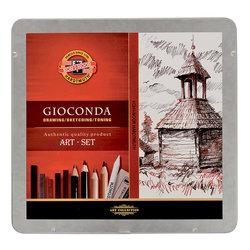 Koh-i-Noor - Koh-i-Noor Gioconda Art Set 8899