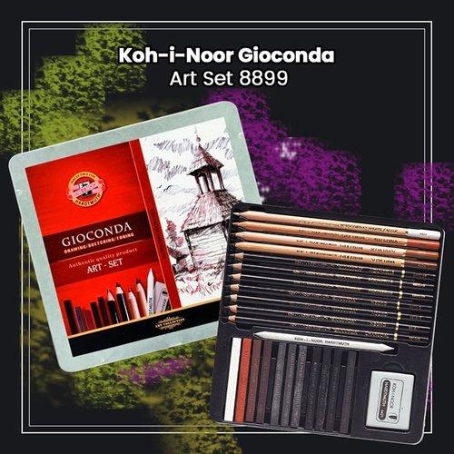 Koh-i-Noor Gioconda Art Set 8899