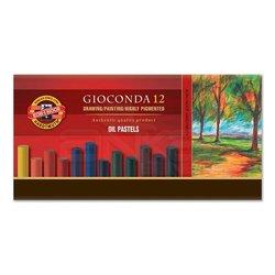 Koh-i-Noor - Koh-i-Noor Gioconda Oil Pastel Seti 12li 8352 (1)