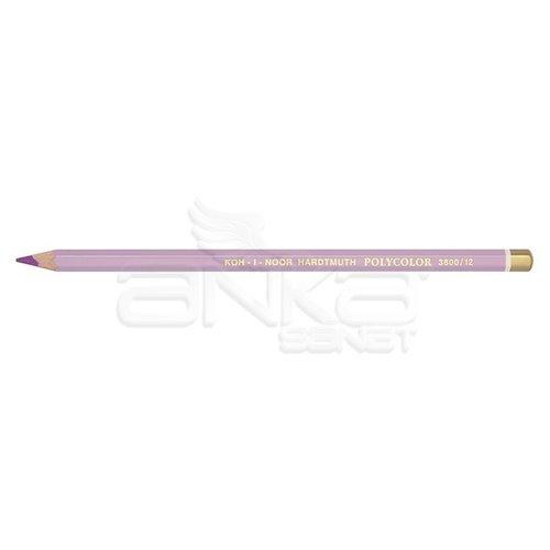 Koh-i-Noor Polycolour Renkli Kalemi 012 Reddish Violet