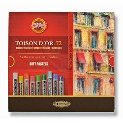 Koh-i-Noor - Koh-i-Noor Toison Dor Soft Pastel Boya 72li (8517)