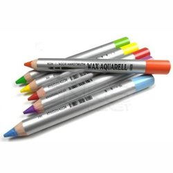 Koh-i-Noor - Koh-i-Noor Wax Aquarell Sulandırılabilir Pastel Boya Seti 12 Renk (1)