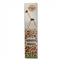 Koh-i-Noor Zürafa 5li Kalem Kahverengi - Thumbnail