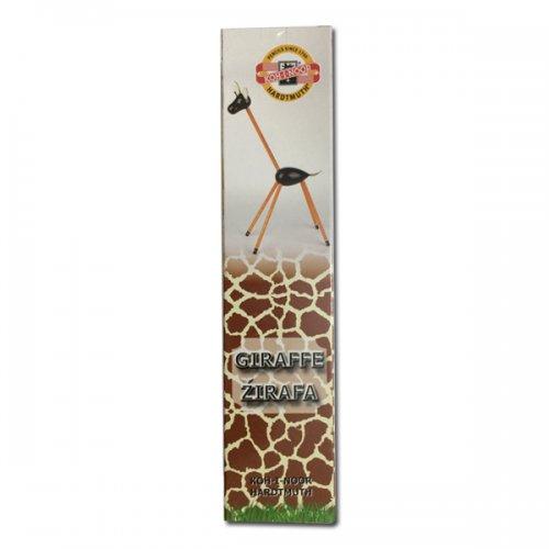 Koh-i-Noor Zürafa 5li Kalem Kahverengi