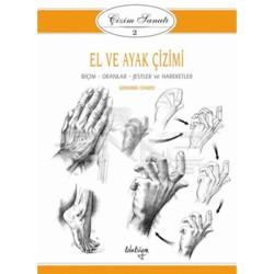 Anka Art - Koleksiyon Yayınları El Ve Ayak Çizimi (1)