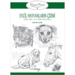 Anka Art - Koleksiyon Yayınları Evcil Hayvanların Çizimi