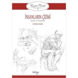 Anka Art - Koleksiyon Yayınları İnsanların Çizimi (1)