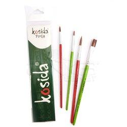 Kosida - Kosida Fırça Seti Kod:KF89/4-SET
