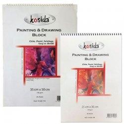 Kosida PD Blok Resim Defteri 190g 30 Yaprak - Thumbnail