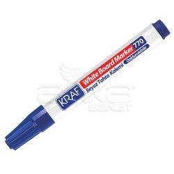 Kraf - Kraf Beyaz Tahta Kalemi 12li Mavi